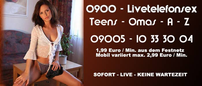 0900 Livetelefonsex sofort